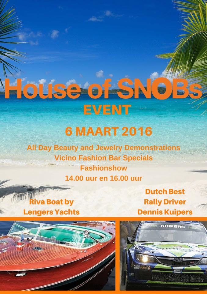 House of SnoBs Event